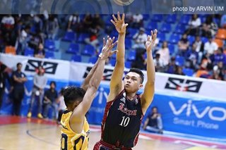 NCAA: Letran pummels JRU for win No. 10, keeps grip of third place