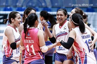 PVL: Cool Smashers barge in win column