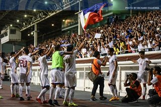 Azkals continue preparations for big tourneys with friendly vs. Oman
