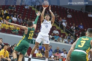UAAP: Thirdy Ravena on unsportsmanlike foul — 'I respect the call of the ref'