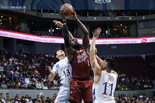 UAAP: Akhuetie won't be happy with MVP if UP misses Final 4
