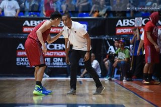NCAA: Topex Robinson says Lyceum 'underdog' in finals