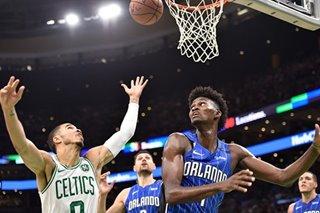 Magic hold off Celtics, 93-90