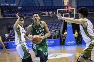 UAAP: La Salle bolsters Final 4 bid, ousts NU