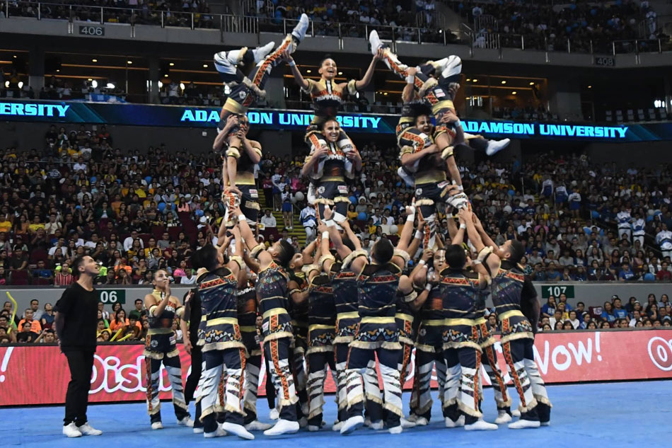 WATCH: Will Adamson Pep Squad stay on top with 'Lion King' routine?