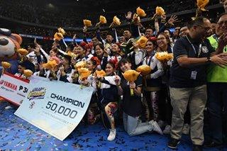 UAAP: NU Pep Squad Cheerdance champions again