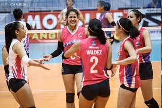 PVL: Creamline crushes Petro Gazz, improves odds chasing top seed