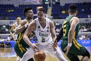 UAAP: La Salle must 'learn by losing,' says ex-Green Archer Ben Mbala