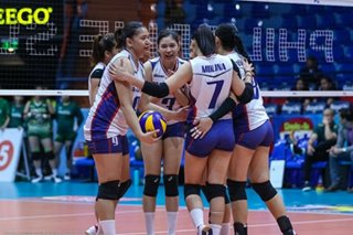 Superliga: Foton stands in way of Petron's first-round sweep