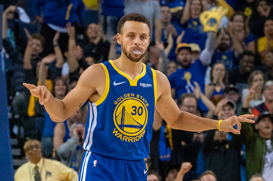 Stephen Curry Involved In Multi-Vehicle Crash In Oakland
