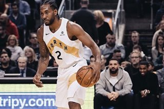 NBA: Leonard shines as Raptors pull away from Wizards