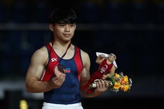 Pinoy gymnast Yulo earns another bronze abroad