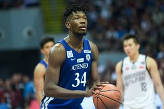 Ateneo's Thirdy defends 'gentle' Kouame: 'It was an accident'