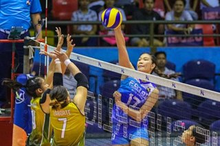 PSL: Foton downs Sta. Lucia in four sets to end skid