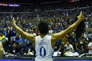 Blue Eagles foil Fighting Maroons, as Ateneo repeats as UAAP champs