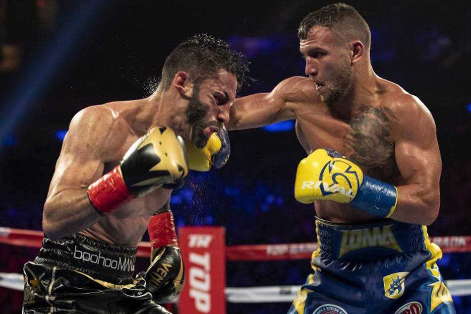 Lomachenko unifies WBO, WBA titles with win over Pedraza