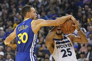 Green's return boosts Warriors in win over Wolves