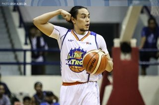 PBA: Ex teammate Kelly Nabong has tips for new Beerman Terrence Romeo