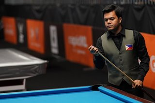 Billiards: Carlo Biado bows to German foe in World 9-Ball Championship
