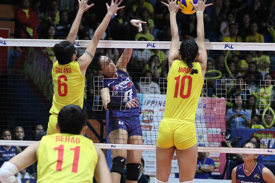 PSL: Petron overcomes F2 Logistics for All-Filipino crown