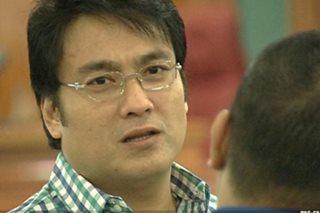 Revilla asks Sandiganbayan to halt proceedings in plunder case