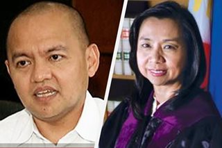 2 SC justices skip Sereno impeachment hearing