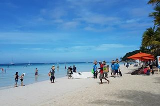 Boracay faces possible 60-day closure: Año