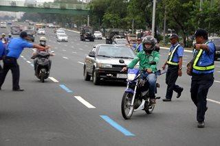 Bilang ng traffic enforcers ng MMDA, kumonti dahil sa katiwalian