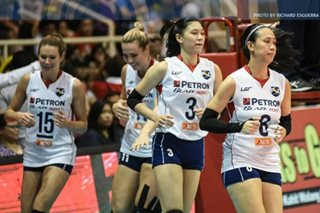 Superliga: Petron goes for 6th win vs Foton