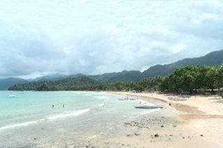 TUKLASIN: Ang mahabang white beach ng San Vicente, Palawan