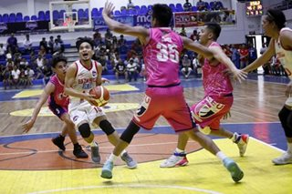 Batangas-EAC deals CEU costly loss in PBA D-League