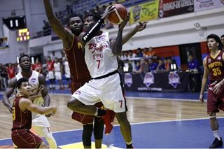 PBA D-League: Ayaay's game-winner lifts Zark's-LPU over Perpetual Help