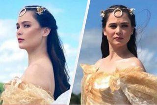 Why Kristine Hermosa accepted 'Bagani' role as Bathala's wife