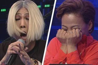 WATCH: Vice Ganda impersonates 'Tawag' judges, hilarity ensues