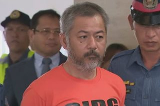 After 5 years in hiding, alleged dad killer brought back to PH
