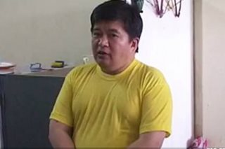 Zaldy Ampatuan allowed to attend daughter's wedding