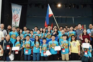 PH wins 33 medals, awards in Bulgaria math contest