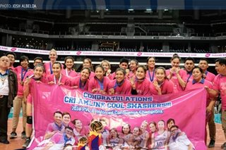 Blood, sweat, and tears all worth it for Creamline