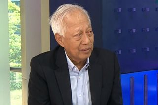 Draft charter could remove Robredo from succession: Monsod