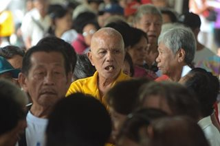 PH moving toward 'aging' population