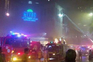 WATCH: Fire hits Metro Gaisano Ayala mall in Cebu