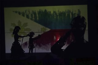 'Pilipinas Got Talent': Shadow puppeteers pay tribute to Marawi victims