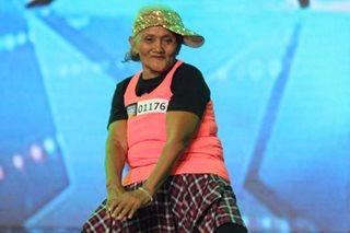 'Pilipinas Got Talent': Senior dancer rocks dance floor, wins over judges