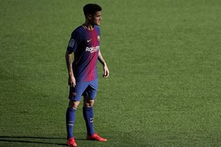 Football: Coutinho completes $192-M Barcelona move