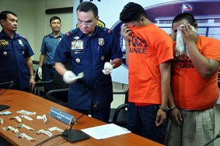 QC drug buy-bust