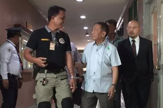 Sandiganbayan resets Binay graft arraignment over pending motion to quash