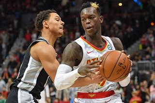 Hawks PG Schroder could face felony charge in beating