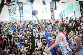 World Cup hosting to help jumpstart PH's 3x3 program
