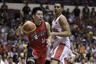 PBA: Alaska makes most of chance against hurting Ginebra