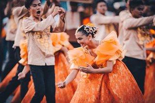 LOOK: Dance parade kicks off Ilocos Norte's 200th anniversary
